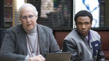 Chevy Chase made 'racist jokes' on the set of Community