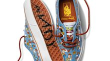 The Vans x Toy Story collaboration will take you right back to your childhood