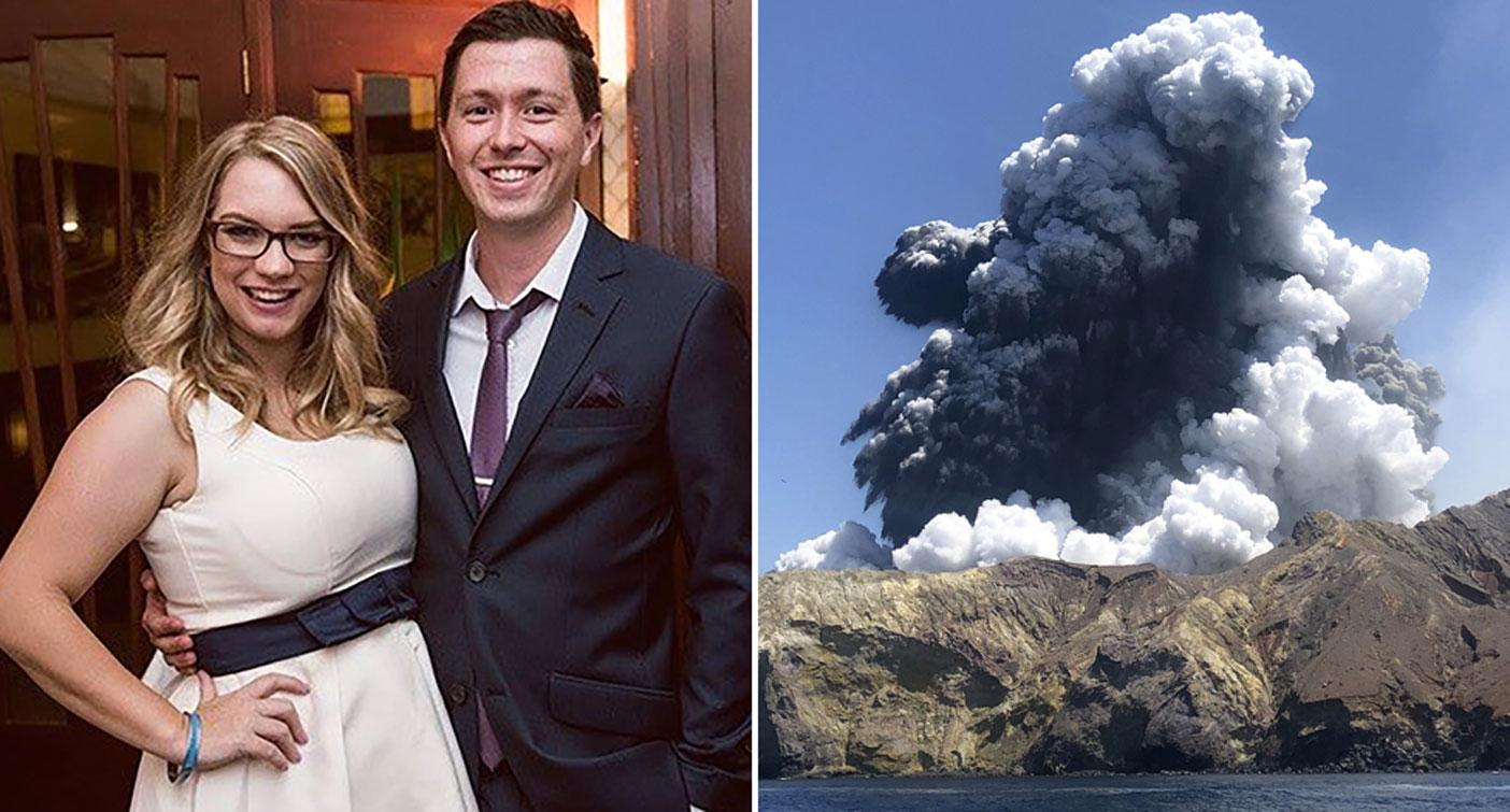Moment grieving family learned of son's fate on NZ volcano