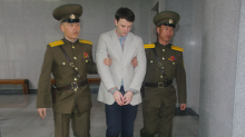 Donald Trump's claim that an American student was tortured in North Korea may not be true