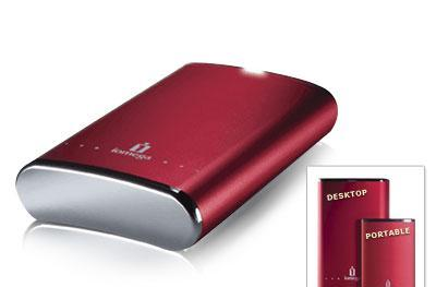 Iomega introduces 1TB Super eGo external hard drive