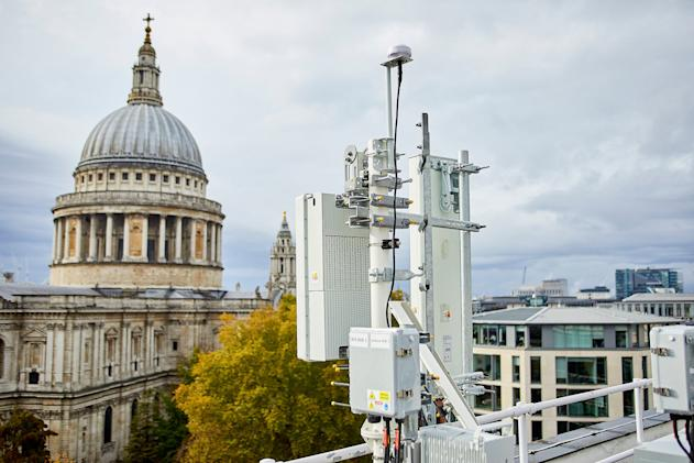 UK carriers would appreciate you not setting cell towers on fire