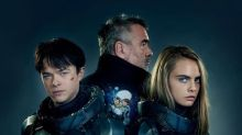 Cara Delevingne and Dane DeHaan on the 'Massive Metal Robot Suits' They Wear in 'Valerian'