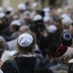 Survey: About 1 in 4 Europeans hold anti-Semitic beliefs
