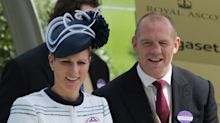 Zara Tindall getting deliveries 'everyday' in lockdown, says husband Mike