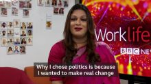 The trans woman shattering the glass ceiling in Indian politics