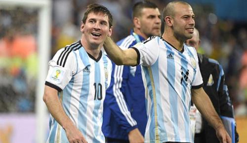 Mascherano é acusado de comandar panela na Seleção argentina e se revolta