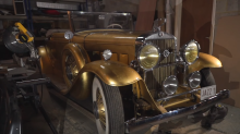 Liberace's Gold Cadillac Headlines This Collection