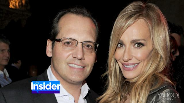 David Tutera and Taylor Armstrong Dish About Her Wedding