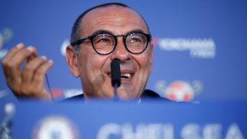 Sarri: I'm bored of the transfer market
