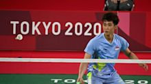 Tokyo Olympics: Loh Kean Yew so close to beating Asian Games champ