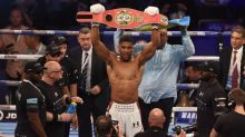 Why boxing's heavyweight division could be headed for a resurgence