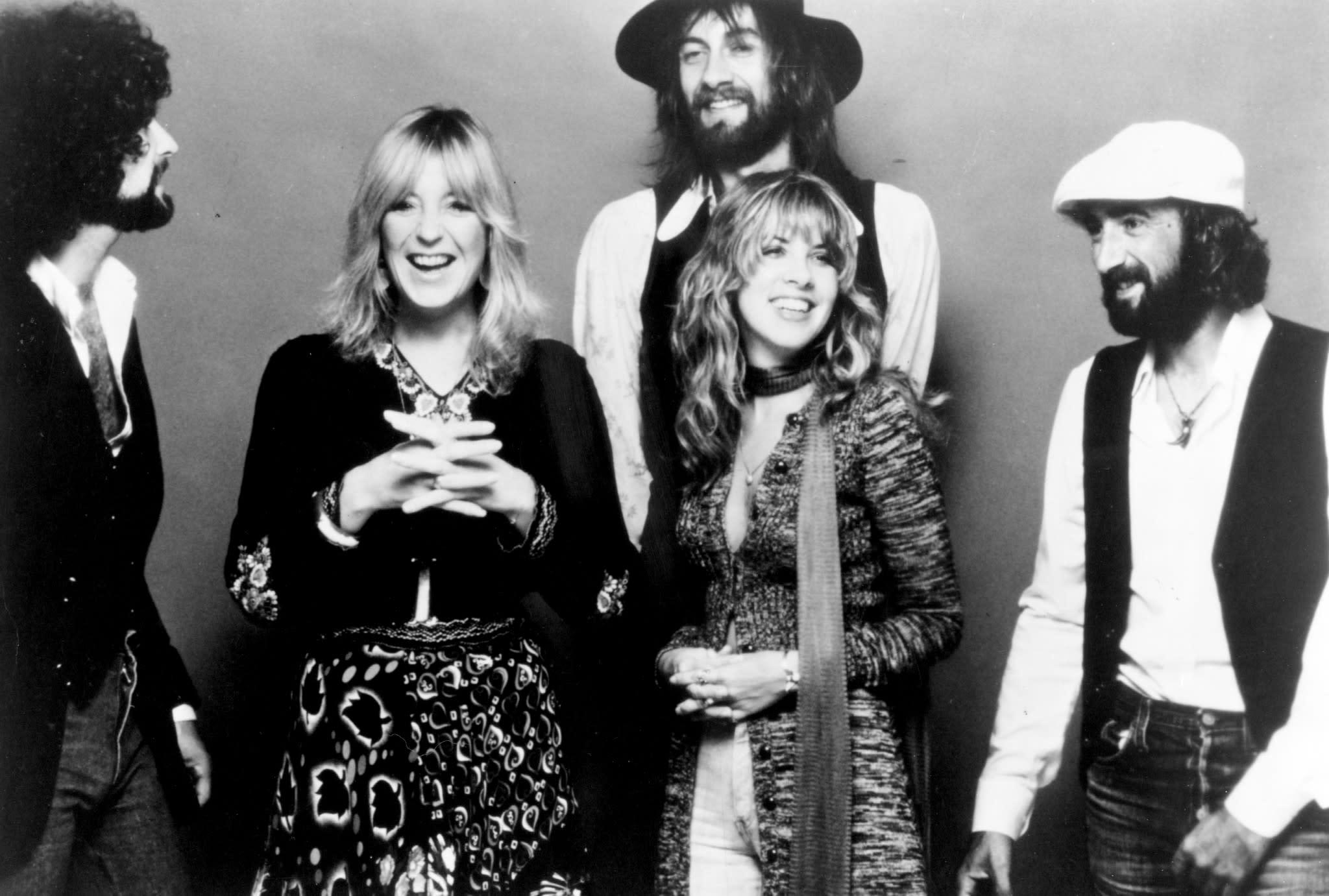 Dont Stop Fleetwood Macs Grammy Winning Rumours 40 Years On