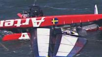 British Sailor Dies in America's Cup Practice