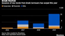 Bumper Greek Credit Demand Closes Door on Decade-Long Crisis