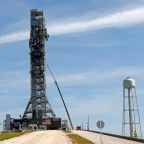NASA's Boeing moon rocket cuts short 'once-in-a-generation' ground test
