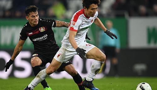 Bundesliga: FCA: Koo verlängert bis 2019