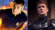 ¿Antorcha Humana o el Capi? Chris Evans tiene una idea brillante si Disney compra los derechos de Marvel de Fox