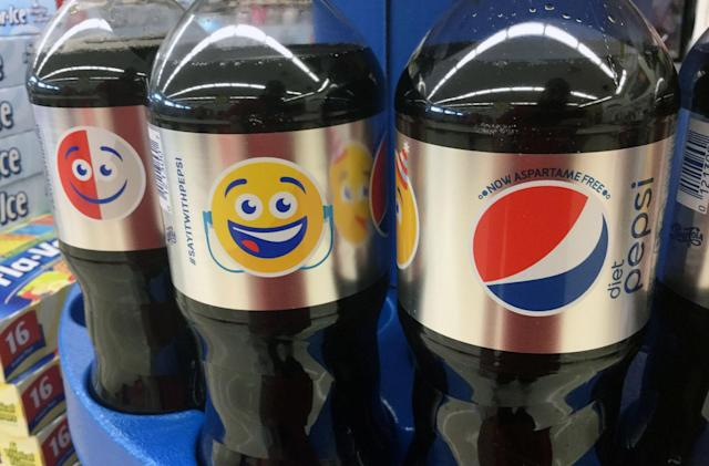 Twitter's first promoted stickers come from Pepsi