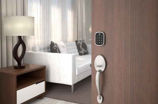 Yale and August join forces to make a new line of smart locks