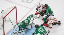 Calgary Flames edge Dallas Stars 3-2, strike first in NHL playoff series
