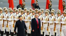 """""""Wir setzen den Handelskrieg aus"""": USA und China feiern Grundsatzeinigung"""