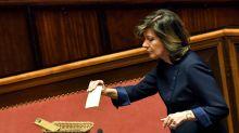 Breakthrough in Italy parliament as speakers chosen