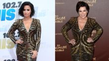 Fashion Battle: Demi Lovato vs. Kris Jenner