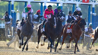 10 horses die in 9 days at New York tracks