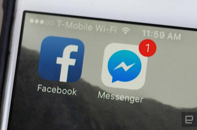 Facebook reportedly considering making Messenger more secure