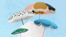 An Outdoor Umbrella Will Make Your Sun-Safe Summer