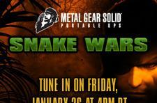 Watch the Metal Gear Solid tournament ... now