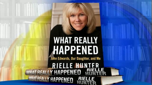 Rielle Hunter: Elizabeth Edwards 'Not a Saint'