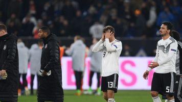 Harter Brocken droht: DFB-Team fällt aus Lostopf 1