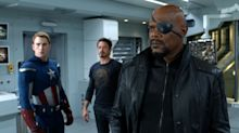 Nick Fury isn't in Avengers 3, 4, or Black Panther and Samuel L Jackson is not happy about it