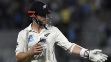 England bowled out for 58 in 1st test against New Zealand