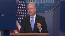 Inspector general investigating HHS Secretary Tom Price's private jet travel