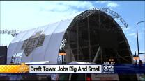 Chicago Businesses Gear Up For NFL Draft