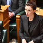 The New Zealand prime minister will never say the Christchurch gunman's name again