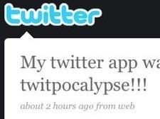 """Twitpocalypse aftermath and """"incident"""" fixes on the App Store"""