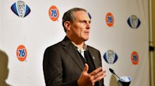 Pac-12 parts ways with commissioner Larry Scott after 12 years of leading conference