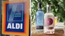 ALDI brings back colour changing gin for Summer