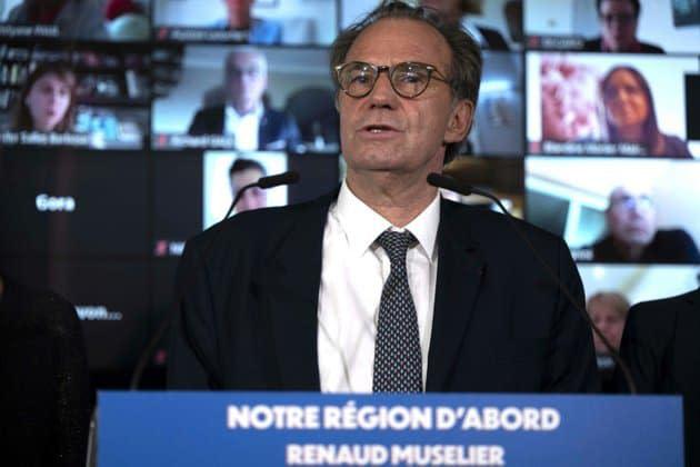 """Régionales: pour Renaud Muselier, une défaite en PACA pourrait """"entraîner la mort de la droite"""""""