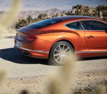Photos of Bentley's New 2019 Continental GT