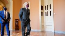 Senate aims for Thursday vote on scaled-down coronavirus aid bill