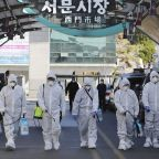 South Korea goes on high alert over virus, Italy battles to contain outbreak