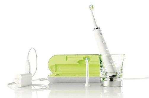 Philips Sonicare DiamondClean USB toothbrush to stay fresh at your desk