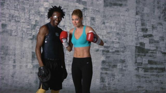 Victoria's Secret Fashion Show 2011 - Workout