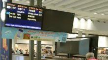向香港機場的行李服務員致敬!(林超英)