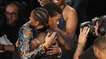 'Black Panther' actress Letitia Wright shares heartbreaking Chadwick Boseman tribute: 'My brother, an angel on earth, departed'